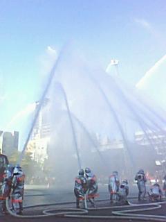 仙台市消防出初め式