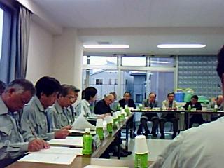復興計画づくりがスタート  素案骨子案の市長座談会