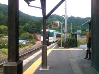 鳴子から福島を経由して浜松へ