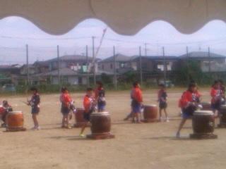 東六郷小の運動会